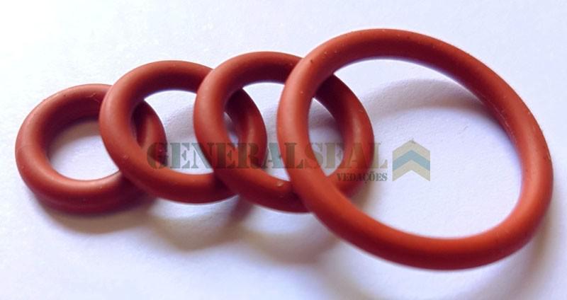 Fabrica de anel de vedação de borracha